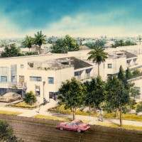 12 Unit Apartment Building Bellflower
